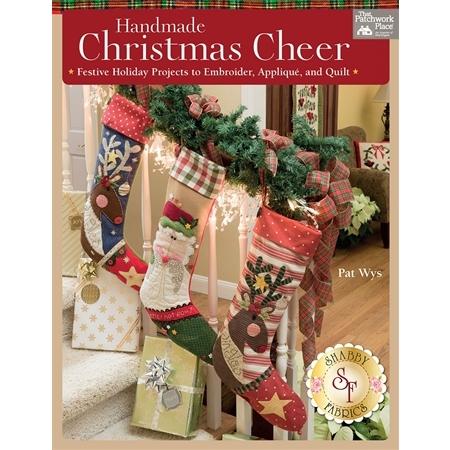 Handmade Christmas Cheer Book