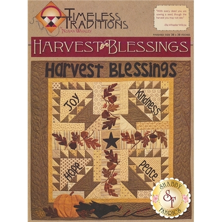 Harvest Blessings Pattern