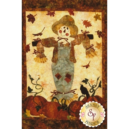 Harvest Scarecrow Pattern