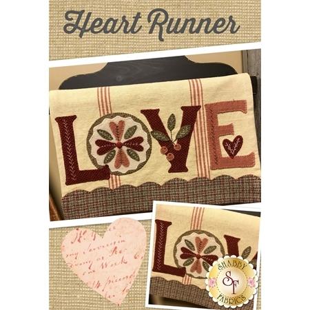 Heart Runner Pattern