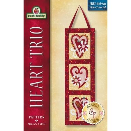 Heart Trio Pattern