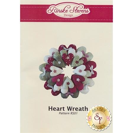 Heart Wreath Pattern