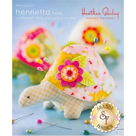 Henrietta Turtle Pattern