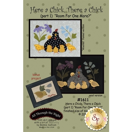 Here A Chick There A Chick - Part 1 - Room For One More Pattern