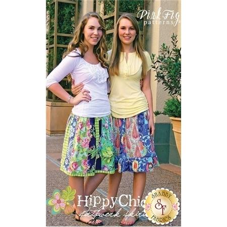 Hippy Chick Skirt Pattern