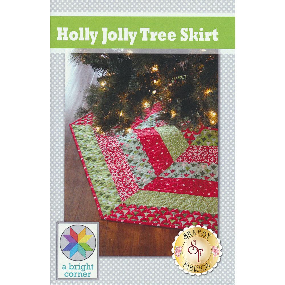 Holly Jolly Tree Skirt Pattern
