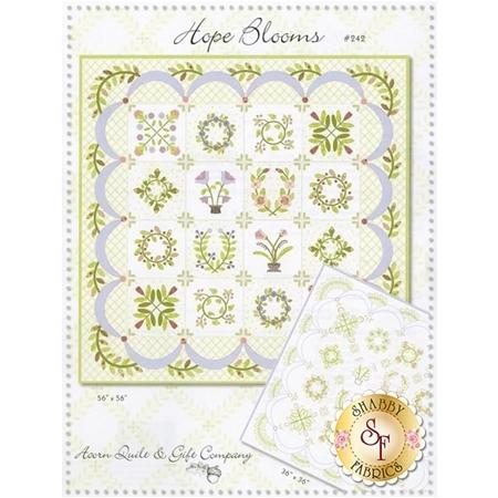 Hope Blooms Pattern