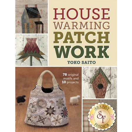 House Warming Patchwork Book