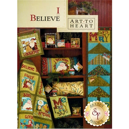I Believe Christmas Book