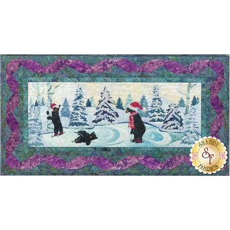 Heaven and Nature Sing - Ice Capades Pattern