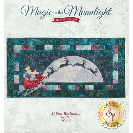 Magic In The Moonlight - If You Believe... Pattern