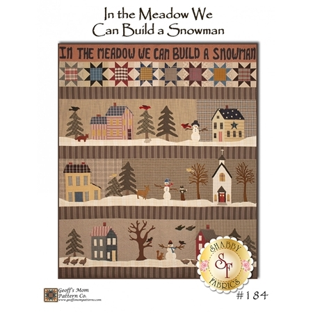 In the Meadow Quilt - Complete Pattern Set