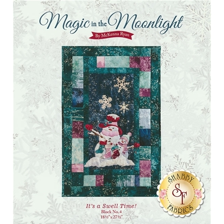 Magic In The Moonlight - It's A Swell Time! Pattern