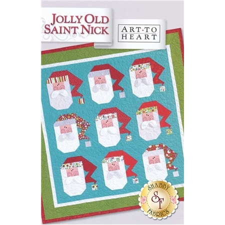 Jolly Old Saint Nick Pattern