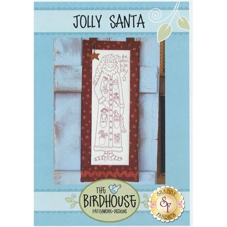 Jolly Santa Pattern