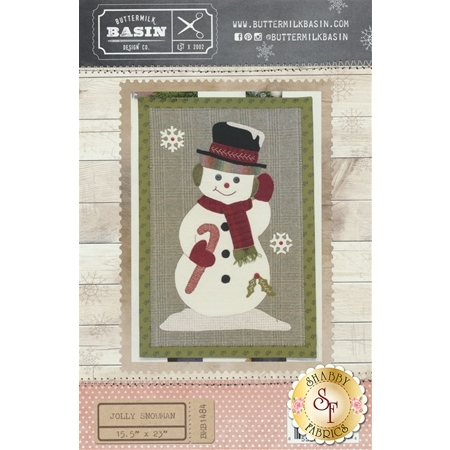Jolly Snowman Pattern