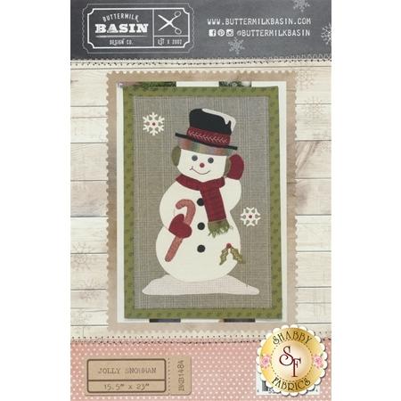 Jolly Snowman Pattern