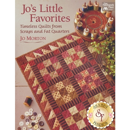Jo's Little Favorites Book