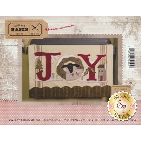 Joy Sheep Runner Pattern