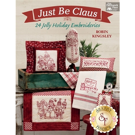 Just Be Claus Book