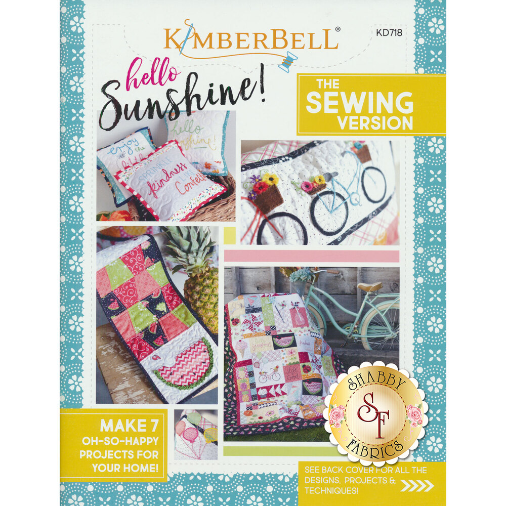 Kimberbell Hello Sunshine! Book by Kimberbell Designs