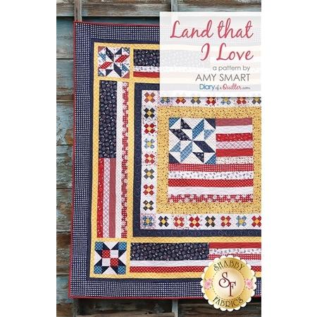 Land That I Love Pattern