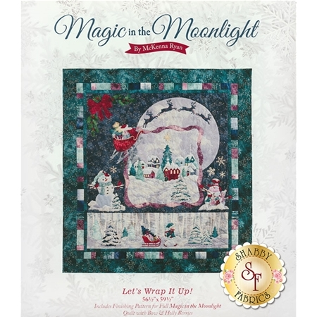 Magic In The Moonlight - Let's Wrap It Up! Finishing Pattern