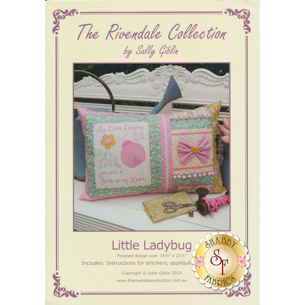 The Rivendale Collection - Little Ladybug now available