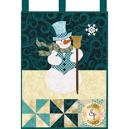 Little Blessings - Mr. Snowman Pattern