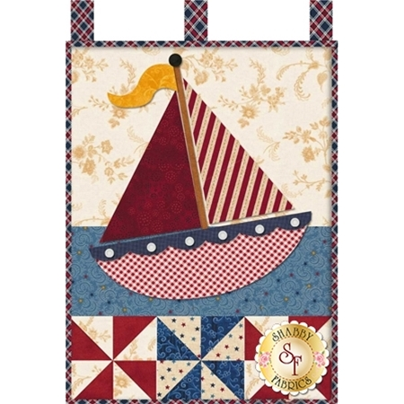 Little Blessings - Smooth Sailing - July - Laser Cut Kit
