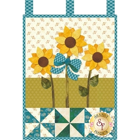 Little Blessings - Sunflower Sunrise - August - Pattern