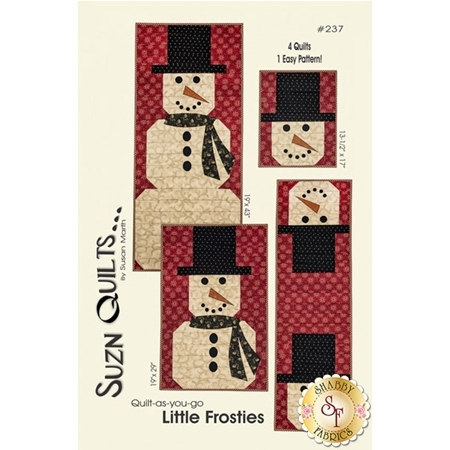 Little Frosties Pattern