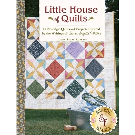 Little House of Quilts Book