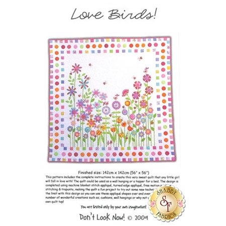 Love Birds Pattern - DLN