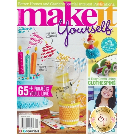 Make It Yourself Spring/Summer 2016 Magazine