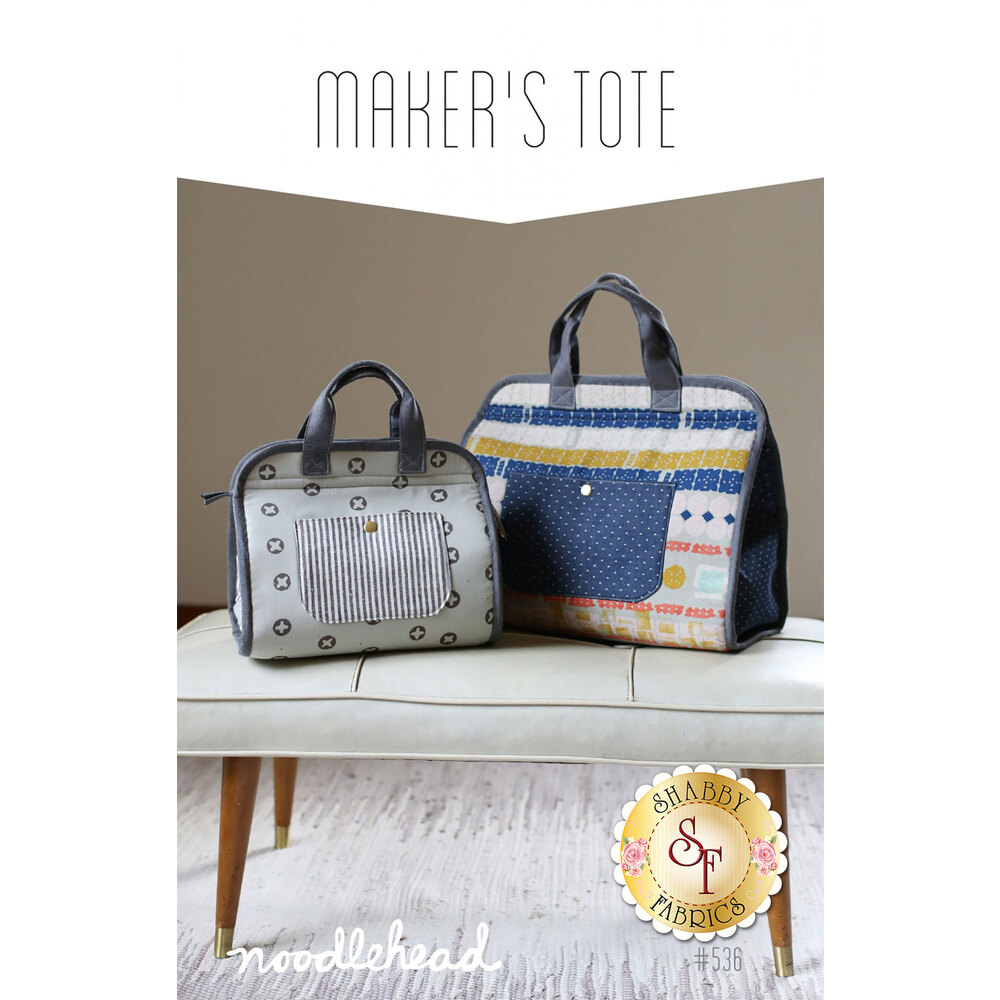 Maker's Tote by Noodlehead