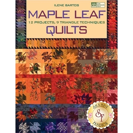 Maple Leaf Quilts Book