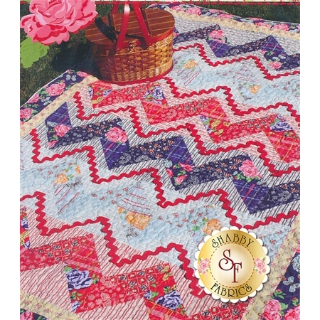 Meadow Fresh Quilt Pattern