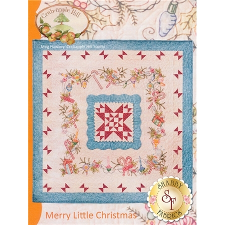 Merry Little Christmas Pattern