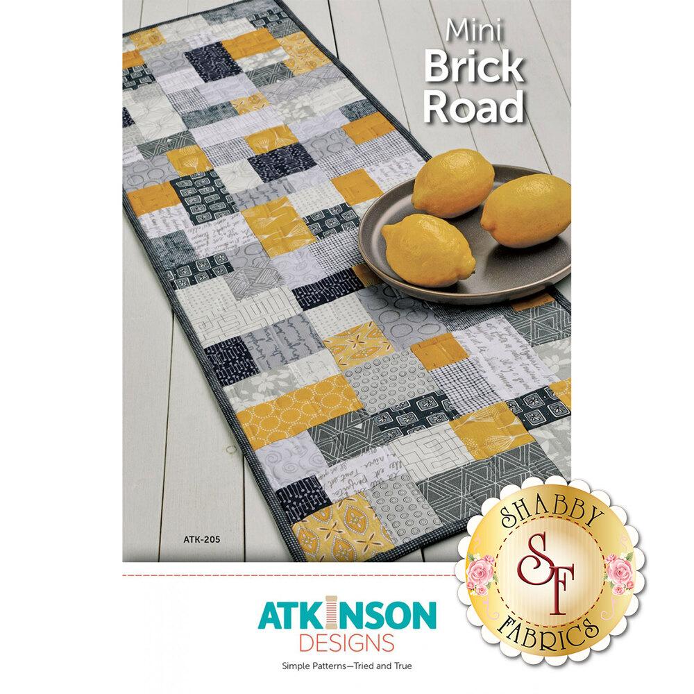 Mini Yellow Brick Road Pattern