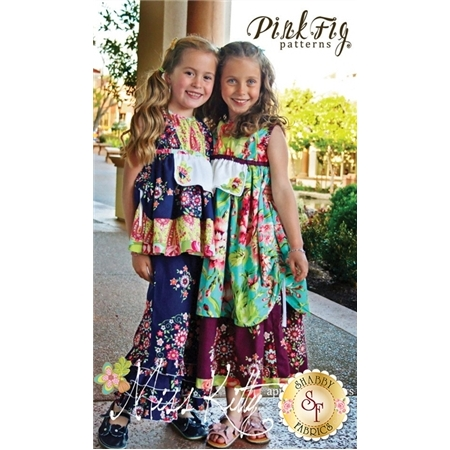 Miss Kitty Apron Top & Dress Pattern