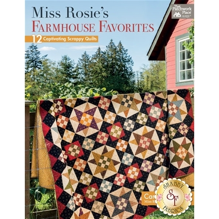 Miss Rosie's Farmhouse Favorites Book
