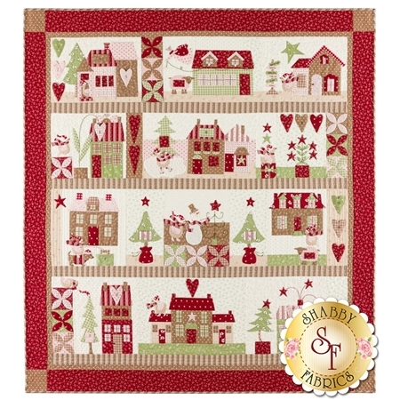 Mistletoe Lane Pattern