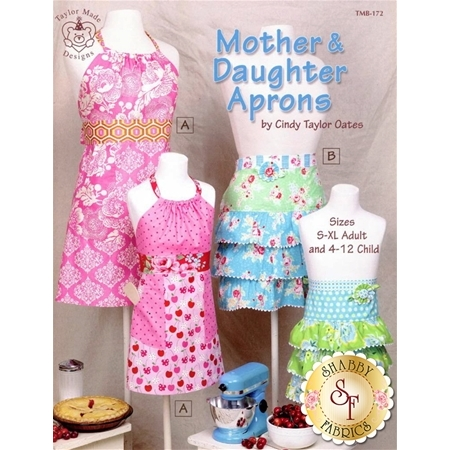 Mother and Daughter Aprons Book