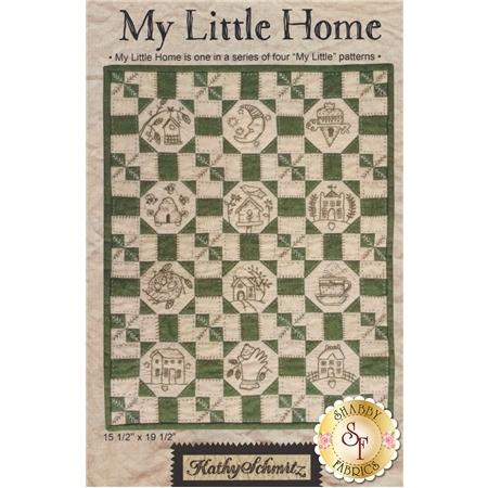 My Little Home Pattern