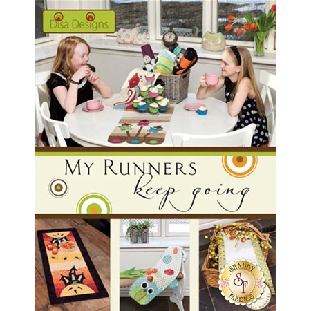 My Runners Keep Going Book