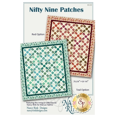 Nifty Nine Patches Pattern