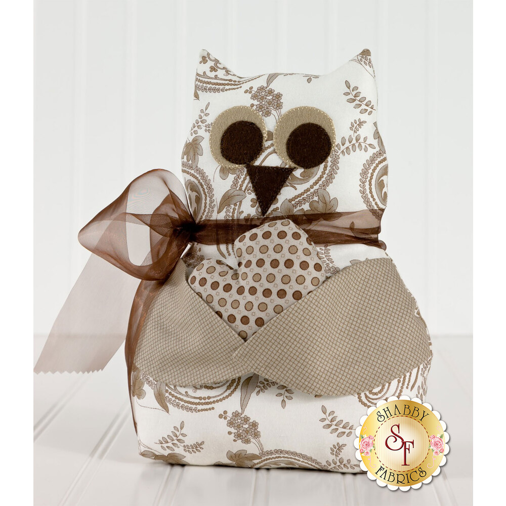 Olivia Owl Petite Pattern