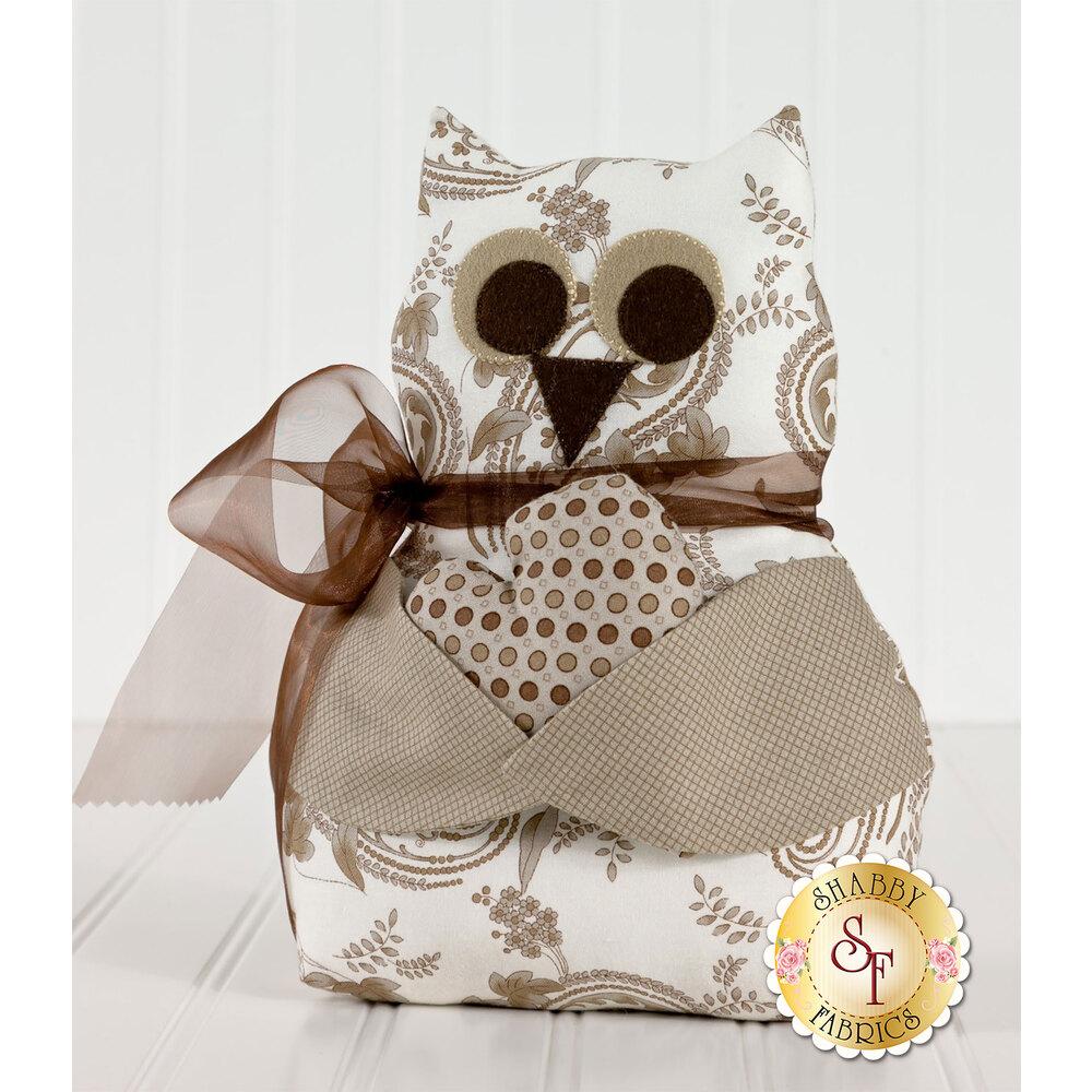 Olivia Owl Pattern