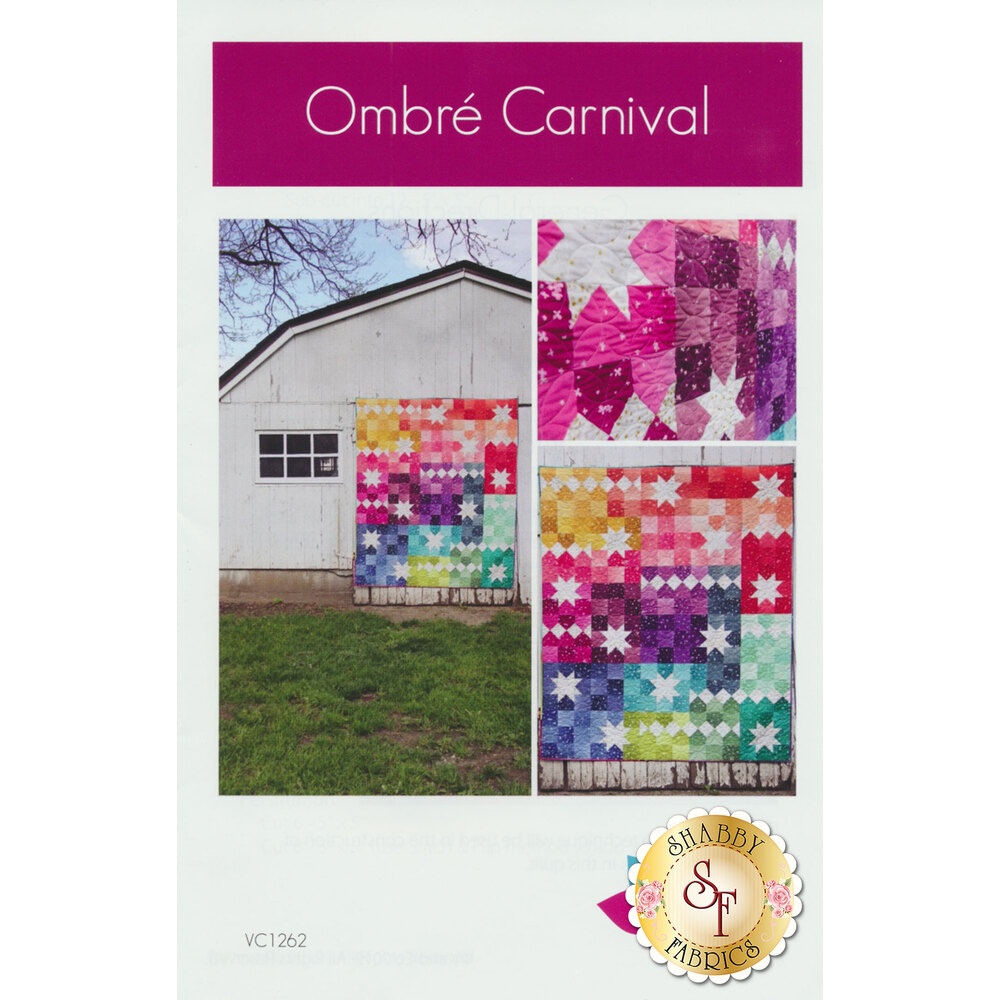 Ombre Carnival by Vanessa Christenson for V and Co. | Shabby Fabrics
